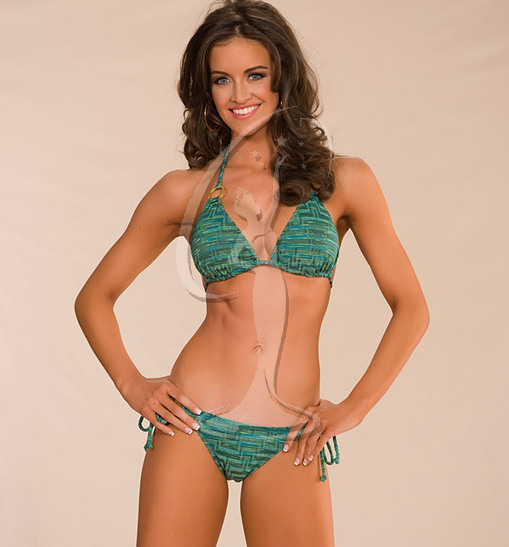 Miss Illinois USA Swimsuit