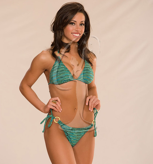 Miss Michigan USA Swimsuit