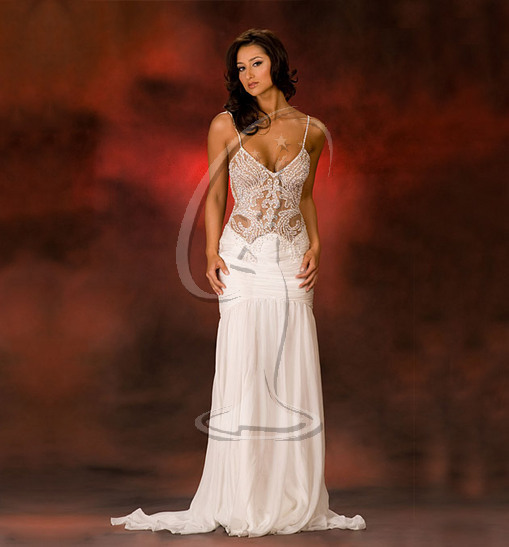 Miss Alabama USA Evening Gown