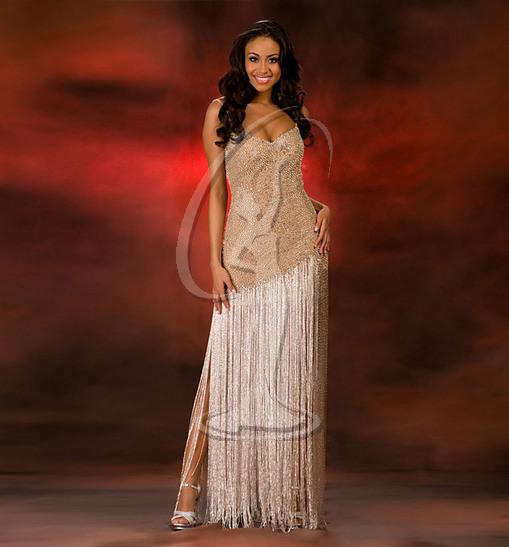 Miss Arizona USA Evening Gown