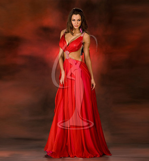 Miss Arkansas USA Evening Gown