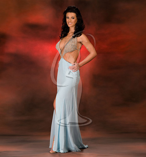 Miss Delaware USA Evening Gown