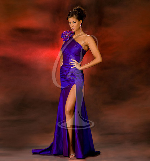 Miss Georgia USA Evening Gown