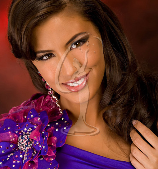 Miss Georgia USA Close-Up