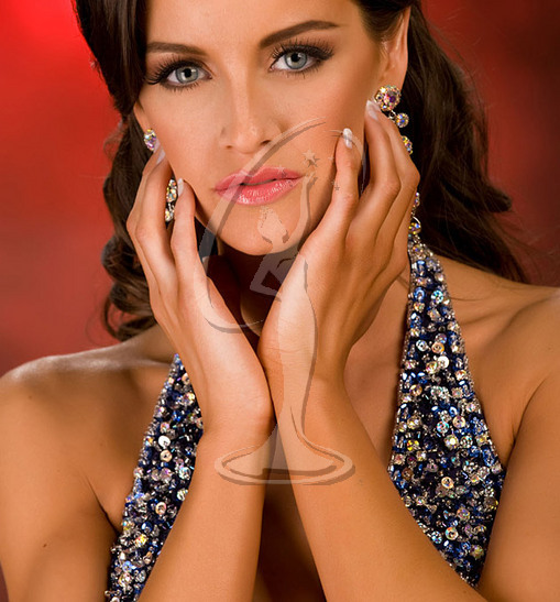 Miss Illinois USA Close-Up