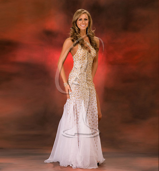 Miss Maine USA Evening Gown