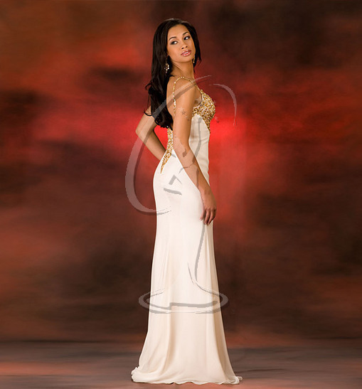 Miss Minnesota USA Evening Gown
