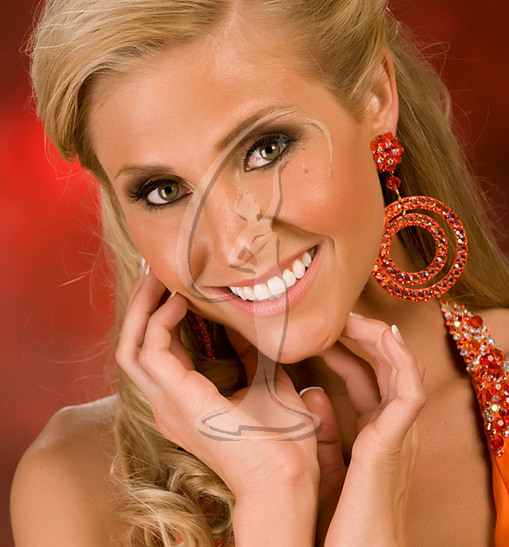 Miss Oklahoma USA Close-up