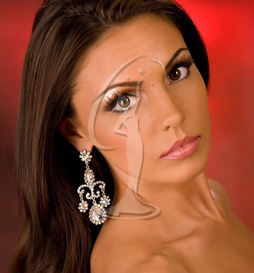 Miss Rhode Island USA Close-Up