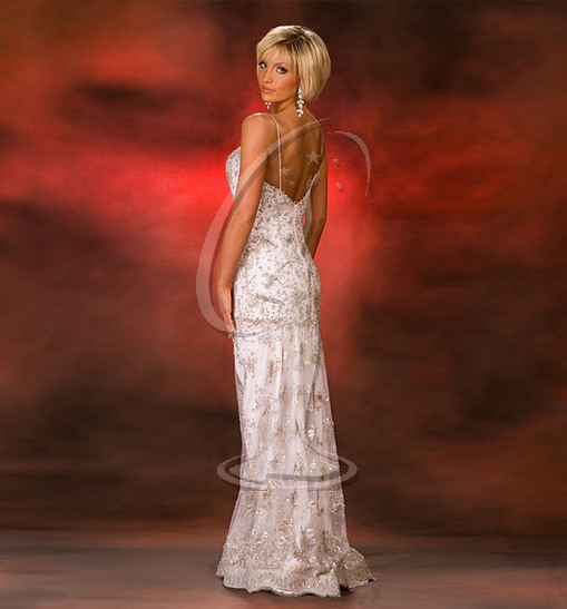 Miss South Carolina USA Evening Gown