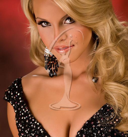 Miss Texas USA Close-Up