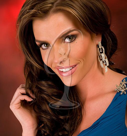 Miss Washington USA Close-Up