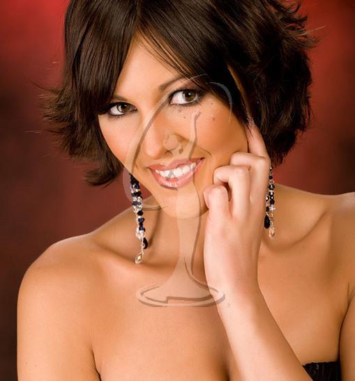 Miss Wyoming USA Close-Up