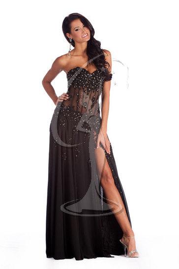 Miss Alaska USA 2010 - Evening Gown