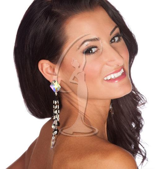 Miss Alaska USA 2010 - Close-up