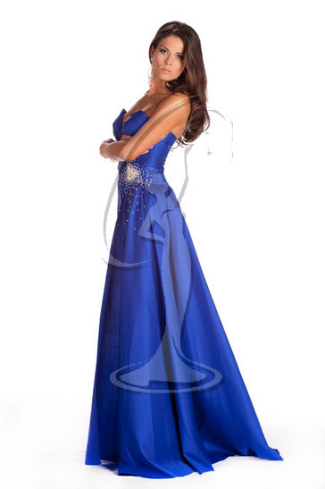 Miss Arkansas USA 2010 - Evening Gown