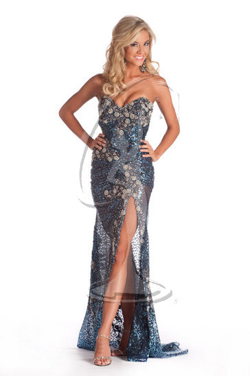 Miss Connecticut USA 2010 - Evening Gown