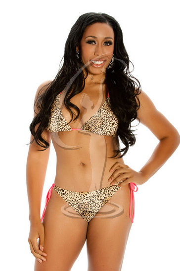 Miss District Of Columbia USA 2010 - Swimsuit