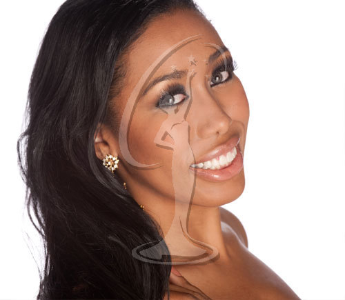 Miss District Of Columbia USA 2010 - Close-up