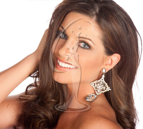 Miss Delaware USA 2010 - Close-up