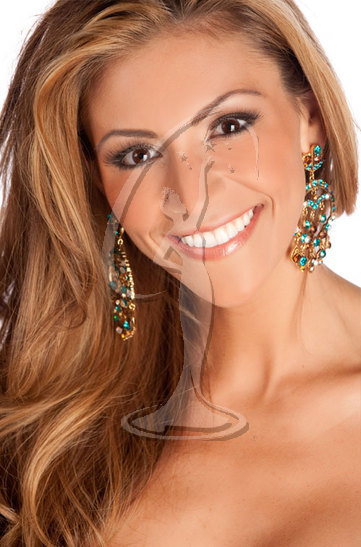 Miss Georgia USA 2010 - Close-up