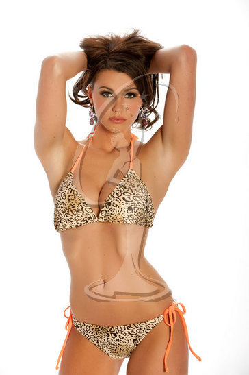 Miss Iowa USA 2010 - Swimsuit
