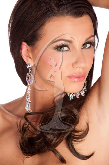 Miss Iowa USA 2010 - Close-up
