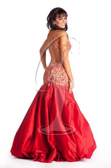 Miss Louisiana USA 2010 - Evening Gown