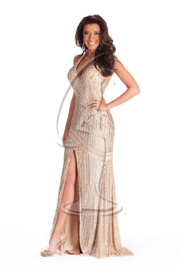 Miss Maryland USA 2010 - Evening Gown