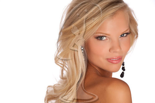 Miss Minnesota USA 2010 - Close-up