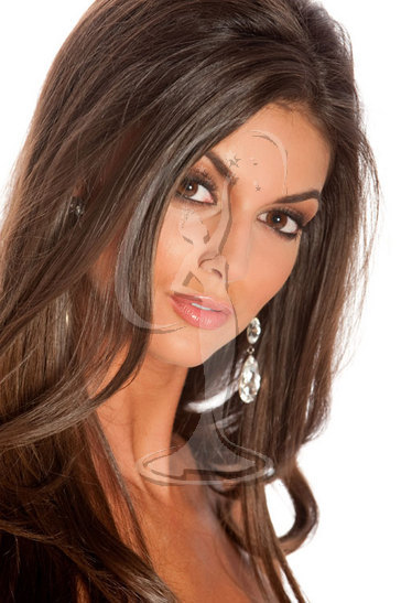 Miss Mississippi USA 2010 - Close-up