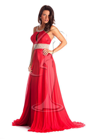 Miss Missouri USA 2010 - Evening Gown
