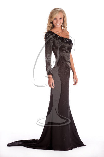 Miss Montana USA 2010 - Evening Gown