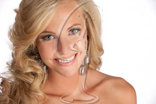 Miss Montana USA 2010 - Close-up
