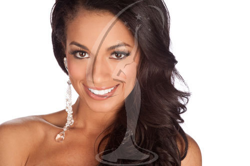 Miss Nebraska USA 2010 - Close-up
