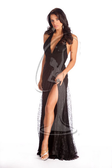 Miss Nevada USA 2010 - Evening Gown