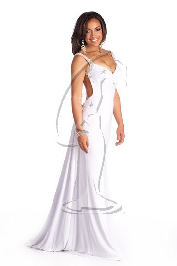 Miss North Carolina USA 2010 - Evening Gown