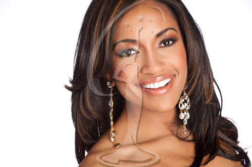 Miss North Carolina USA 2010 - Close-up