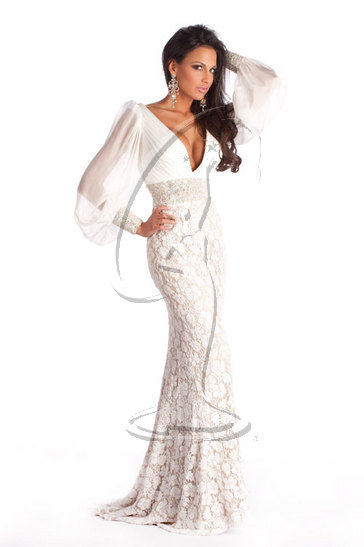 Miss Pennsylvania USA 2010 - Evening Gown