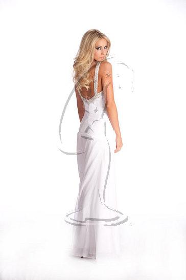 Miss Rhode Island USA 2010 - Evening Gown