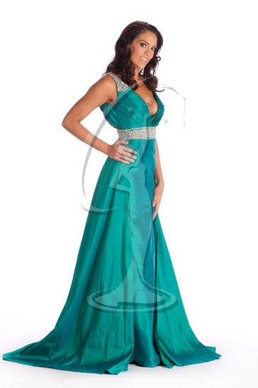 Miss South Dakota USA 2010 - Evening Gown