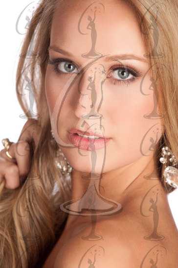 Miss South Carolina USA 2010 - Close-up