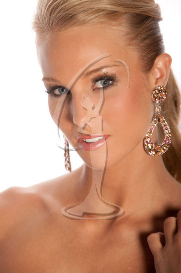 Miss Texas USA 2010 - Close-up