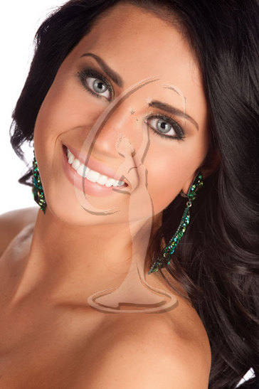 Miss Utah USA 2010 - Close-up