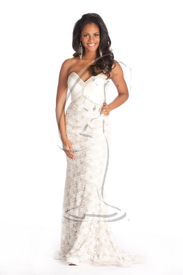 Miss Vermont USA 2010 - Evening Gown