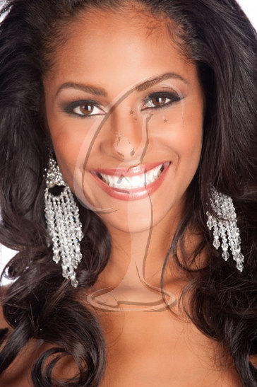 Miss Vermont USA 2010 - Close-up