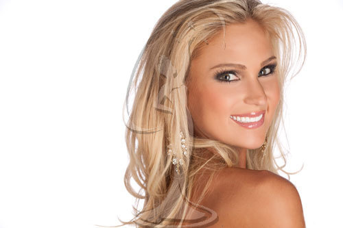 Miss Virginia USA 2010 - Close-up