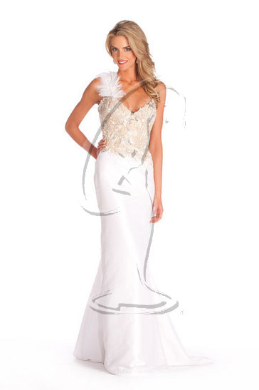 Miss Washington USA 2010 - Evening Gown