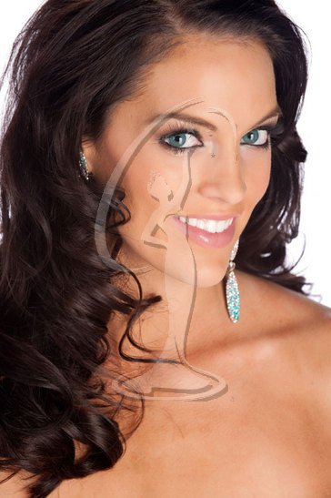Miss South Dakota USA 2010 - Close-up