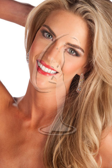 Miss Washington USA 2010 - Close-up